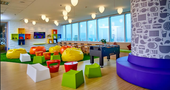 Corporate Office, Mondelez International, Bangkok